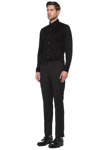 Fray Gömlek Siyah